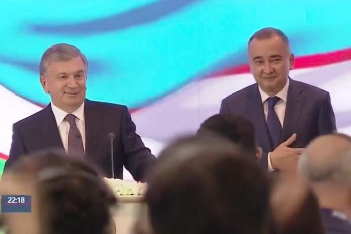 Mirziyoyev appoints entrepreneur khokim of Tashkent city
