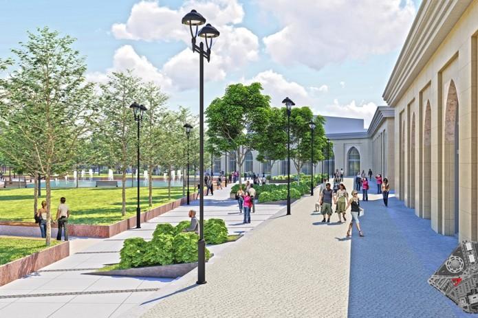 Хокимият Ташкента представил проект современного «Старого города»