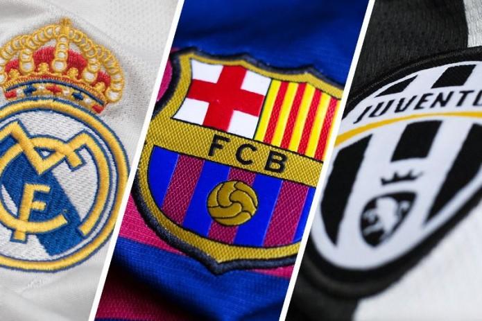 СМИ: «Барселону», «Реал» и «Ювентус» исключат из Лиги чемпионов