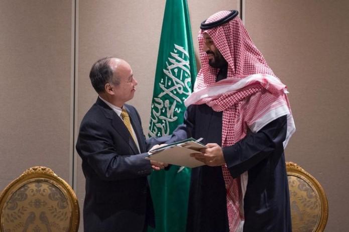 Саудовская Аравия и японская Soft Bank Group запустят крупнейший в мире проект в сфере солнечной энергетики