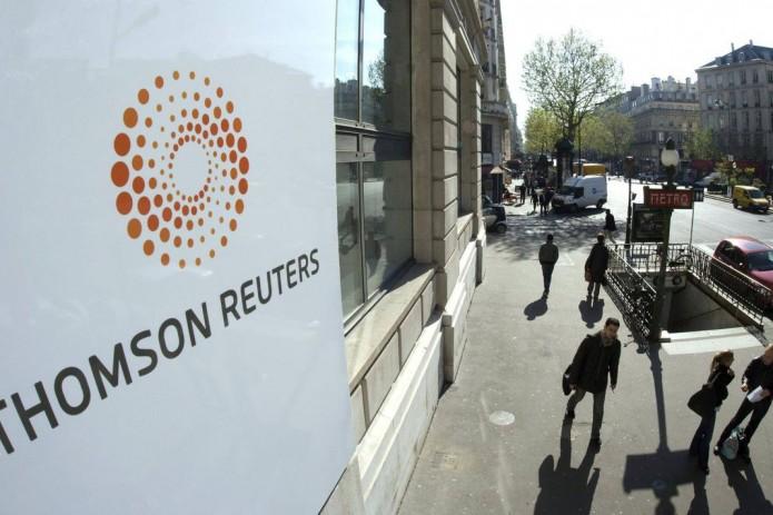 Blackstone Group может приобрести контрольную долю вподразделении Thomson Reuters