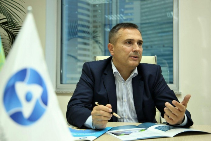 Виталий Драгунов назначен первым заместителем главы «Узатом»