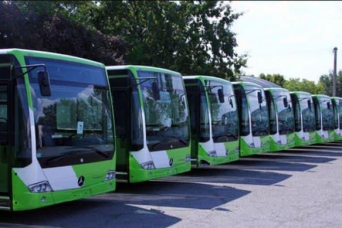 С 1 августа в Ташкенте изменится движение по 9 автобусным маршрутам и откроются 2 новых