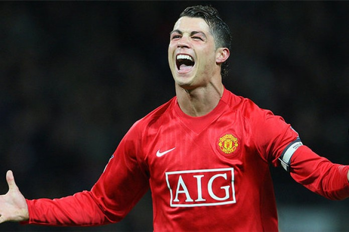 Криштиану Роналду стал самым высокооплачиваемым футболистом мира за 2021 год