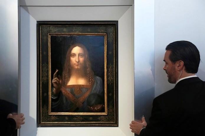 «Спаситель мира» Леонардо даВинчи продан за $450 млн