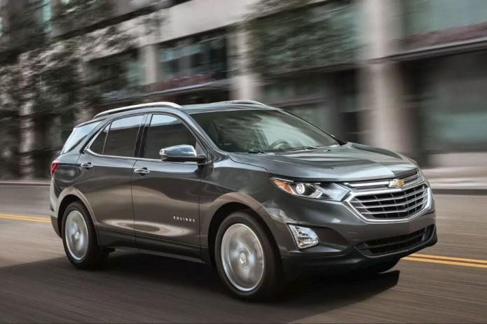 UzAuto Motors снимает с производства Chevrolet Equinox