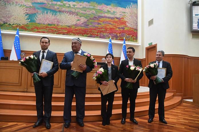 Шесть узбекистанцев награждены за вклад в укрепление дружбы между народами стран СНГ