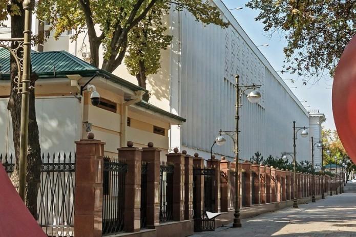 Бывшее здание СГБ в Ташкенте выставлено на продажу