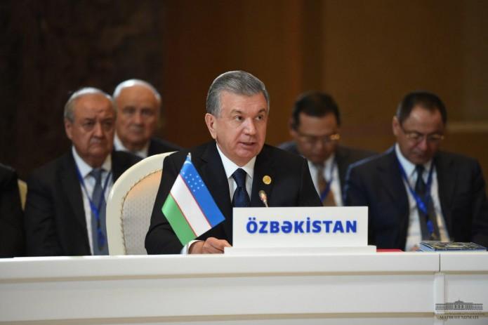 Шавкат Мирзиёев: Участие в Тюркском совете полностью отвечает коренным интересам нашего народа