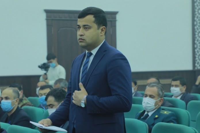 Шерзод Рахманов возглавил Нарпайский район Самаркандской области