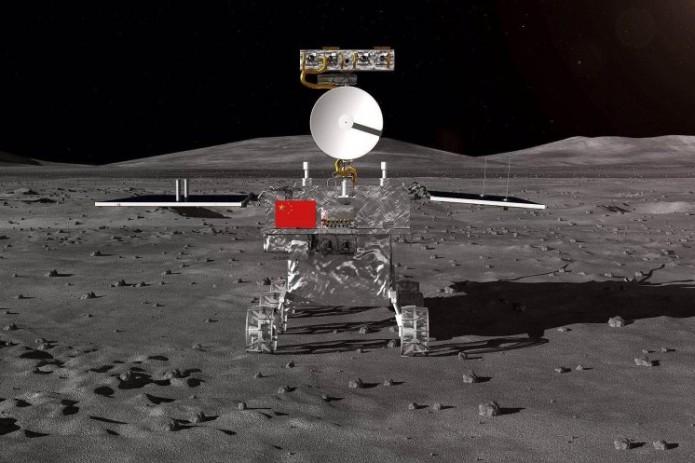 Первый в истории. Китайский аппарат «Чанъэ-4» сел на обратной стороне Луны