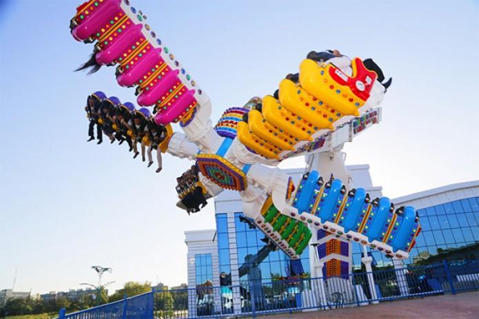 В Узбекистане разрешается деятельность парков, театров и кинотеатров