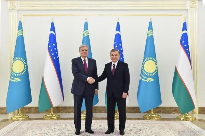 Состоялась церемония официальной встречи Президента Казахстана