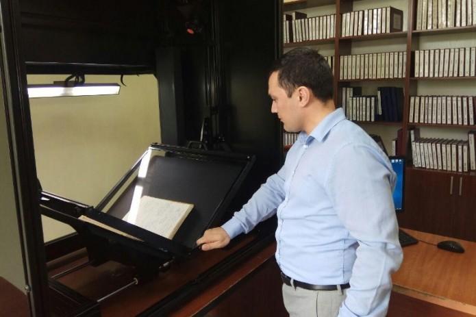 В Ташкенте начали работу по оцифровке архивов ЗАГС