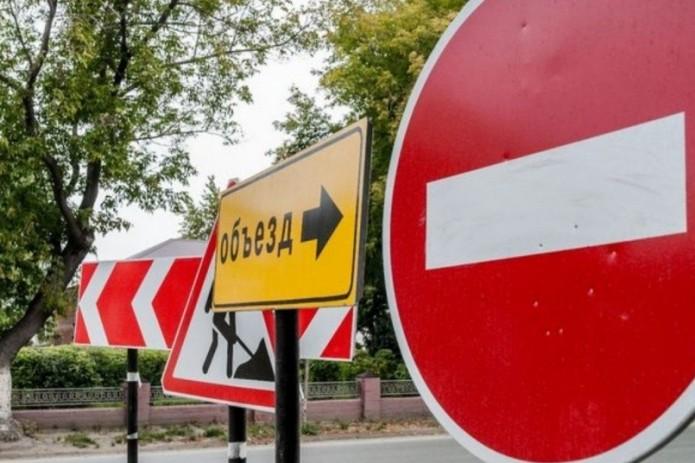 С 15 по 19 декабря в Ташкенте перекроют две улицы
