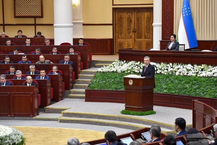 Президент перечислил основные задачи, стоящие перед новым правительством