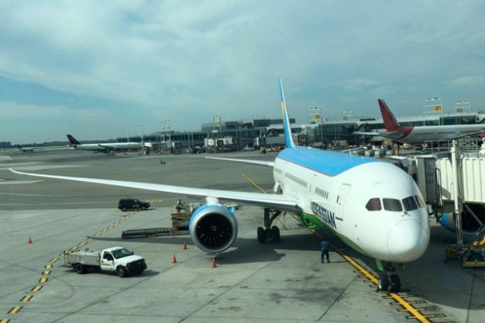 13 августа из  Нью-Йорка чартерным рейсом вывезут узбекистанцев