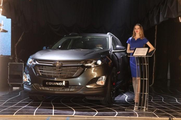 Поставка Chevrolet Equinox может задержаться - UzAuto Motors