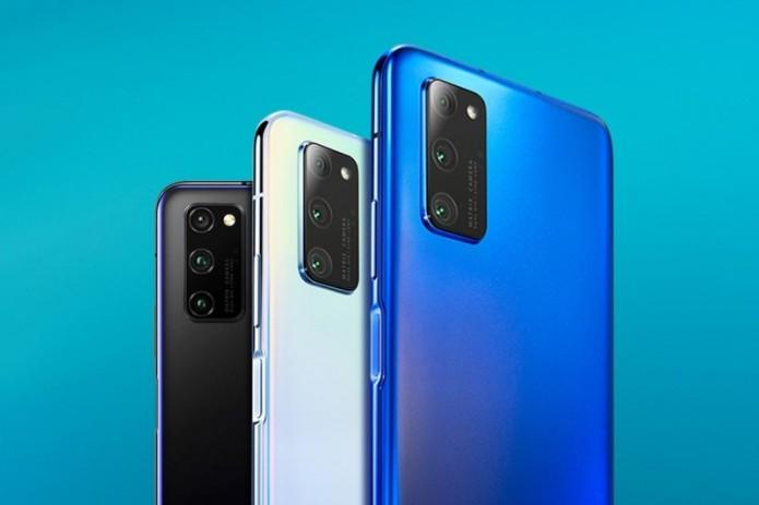 Honor представил новые смартфоны Honor V30 и V30 Pro (Видео)