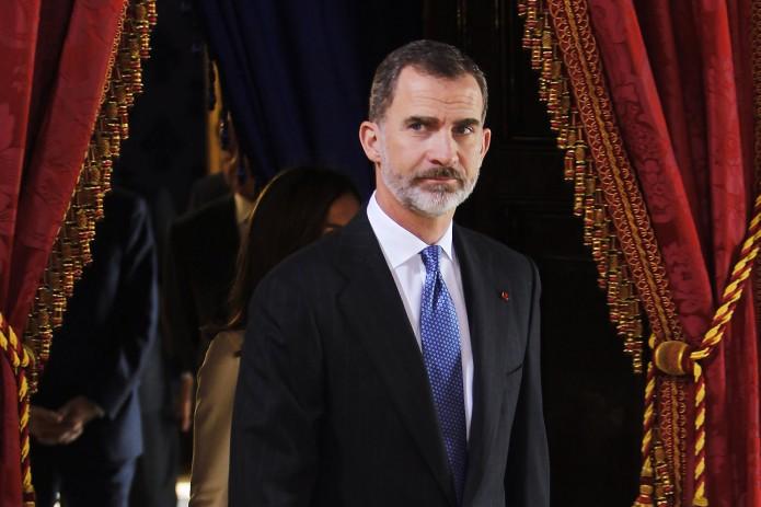 Монарх Испании рассчитывает наспокойствие вКаталонии после выборов