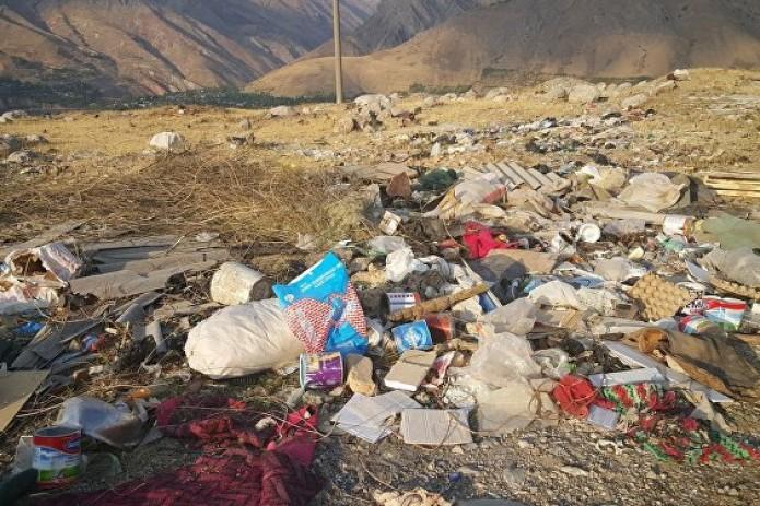 В Узбекистане не осуществляется деятельность 51 мусорного полигона