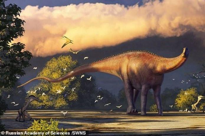 В Узбекистане нашли останки ранее неизвестного вида динозавра