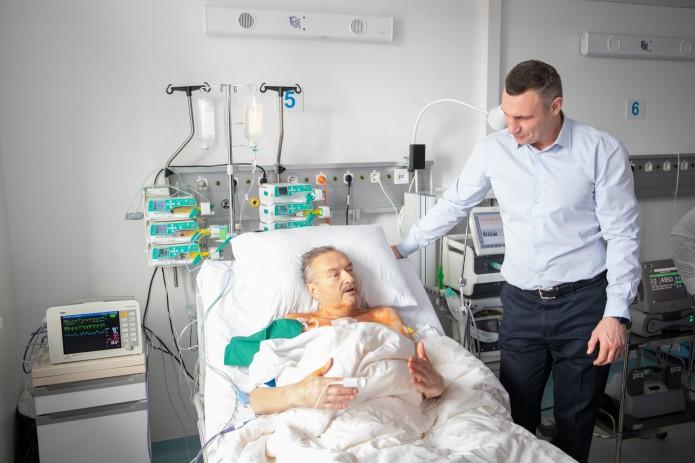 В Киеве имплантировали механическое сердце человеку