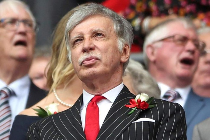 Stan Kronke buys Alisher Usmanov`s shares in Arsenal