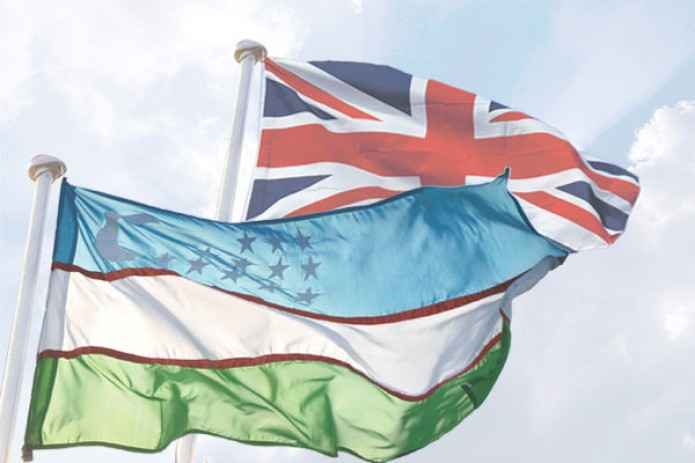 Узбекистан и Великобритания обсудили развитие ситуации в Афганистане