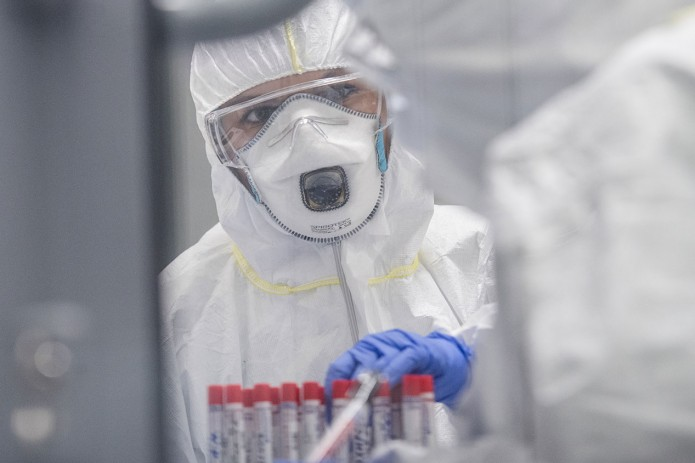 Выявлен необычный симптом коронавируса