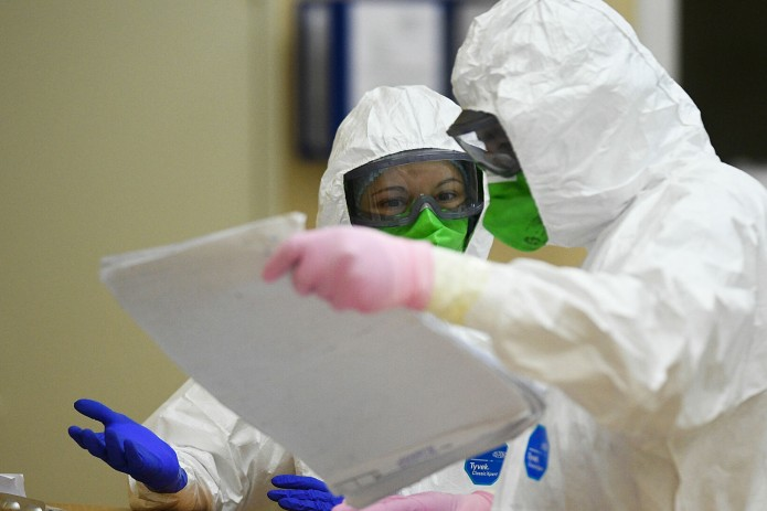 Антирекорд обновлён: вчера зафиксировано 719 случаев COVID-19 и 492 случая пневмонии