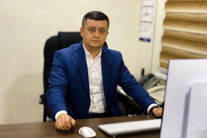 Акбархон Ибрагимов назначен начальником ГНИ Янгихаётского района
