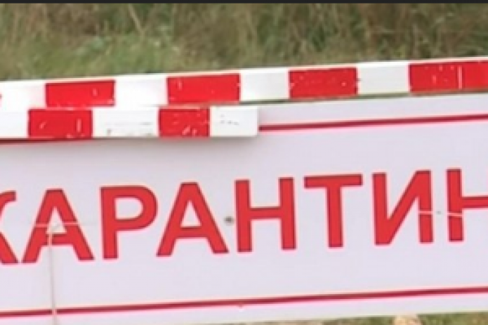 В Самаркандской области для въезда полностью закрыли один из городов