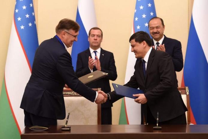 Сборку русских КамАЗов наладят вУзбекистане