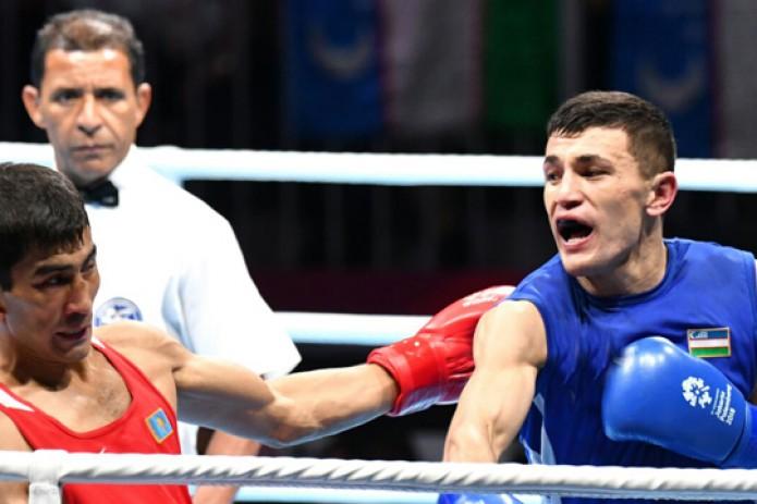 Чемпионат Азии: Трое боксеров Узбекистана сегодня поднимутся на ринг
