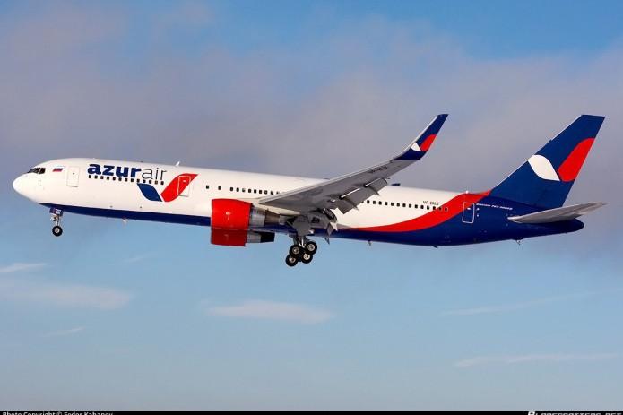 В Ташкенте экстренно сел самолет, летевший из Гоа
