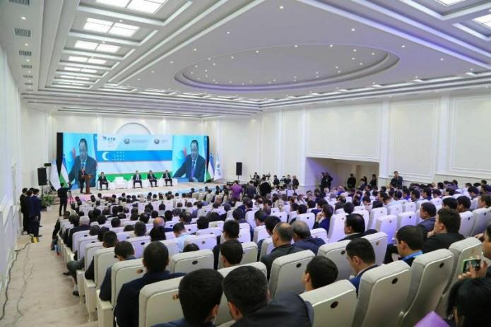 По итогам форума «Invest in Tashkent Region» подписаны соглашения на $1 млрд.