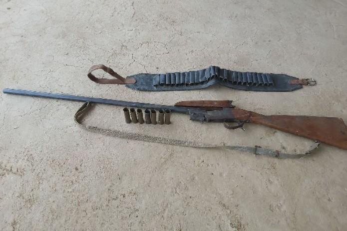 Жители Джизакской и Андижанской областей добровольно сдали охотничьи ружья