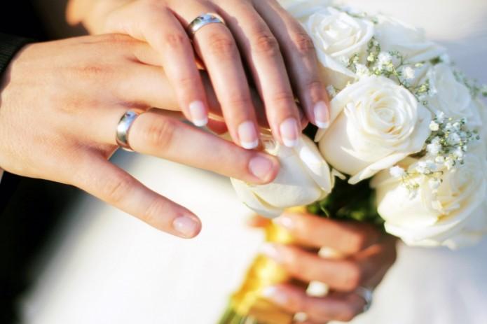 Госкомстат назвал самый популярный месяц для бракосочетания в 2021 году