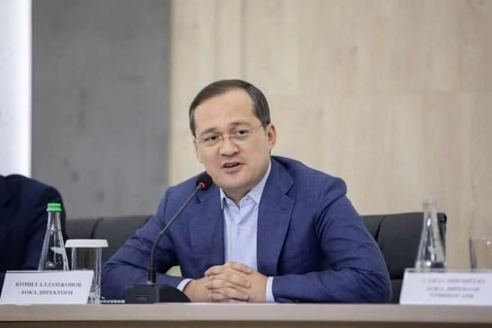 Комил Алламжонов высказался против давления на предпринимателей, работающих в сфере СМИ