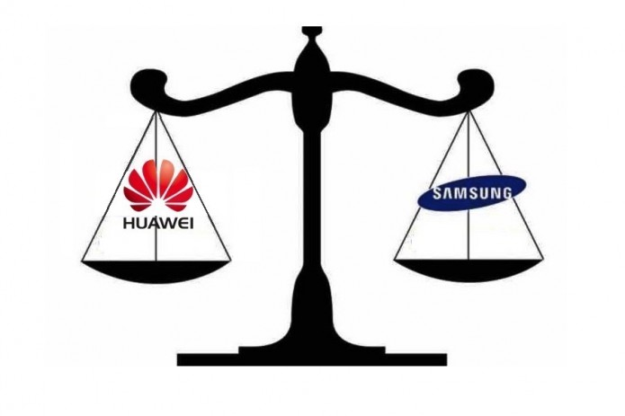 Суд признал Samsung виновной в нарушении патентов Huawei
