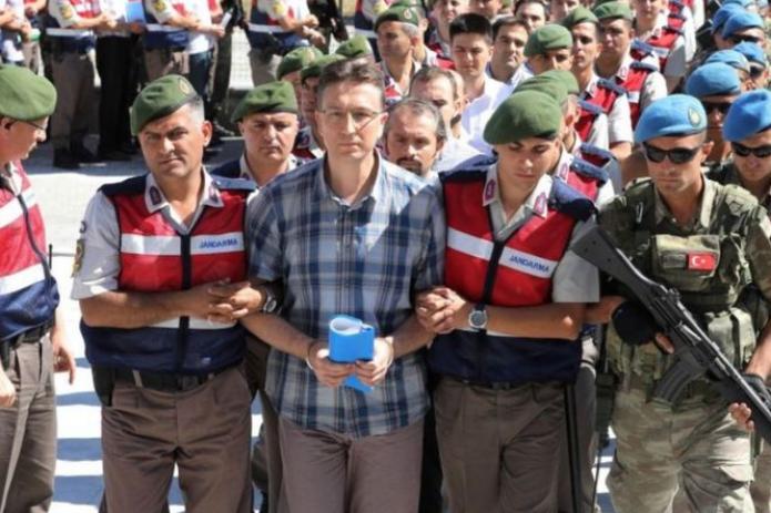 В Турции 337 человек приговорены к пожизненному заключению
