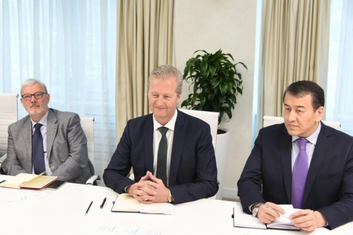 Узбекнефтегаз и Honeywell обсудили вопросы расширения сотрудничества