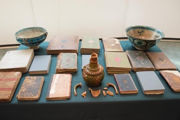 Россия передала Узбекистану культурные ценности XIII-XIX вв