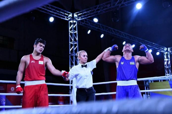 Боксёры Узбекистана завоевали 14 медалей на чемпионате Азии