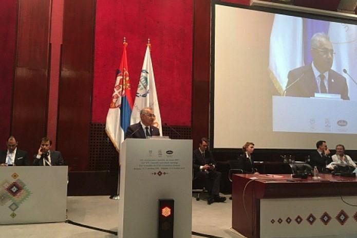 Акмаль Саидов избран членом Исполнительного комитета Межпарламентского Союза