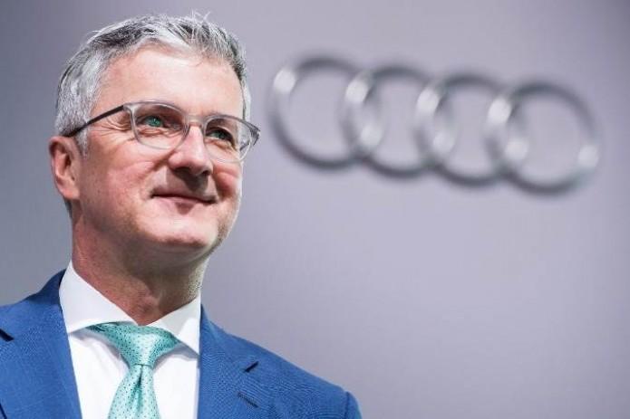 Audi CEO arrested - Volkswagen