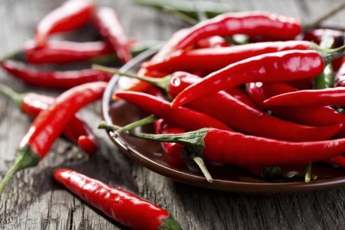 Uzbekistan exports $4.5 million worth hot pepper in 7 months