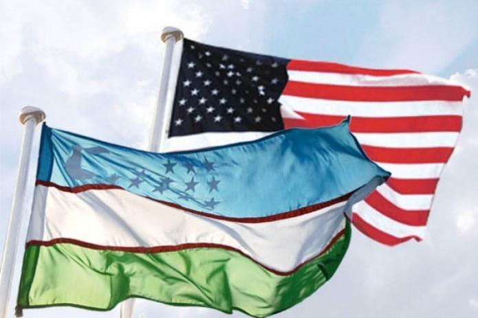Делегация Госдепартамента США прибывает в Узбекистан
