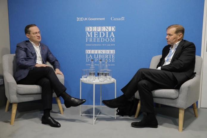 Узбекистан и Великобритания будут сотрудничать в вопросах регулирования информационной сферы